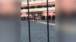Antalya'da bir kadın öğretmen, öğrencileri azarladı