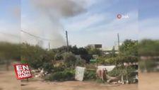 Suriye tarafından Kızıltepe'ye havan topu saldırısı