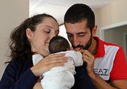 Antalya'da bağımlılık tedavisi gören çiftin hayatı değişti