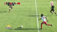 G.Saraylı Sunday Alimi'den 1 gol 2 asist