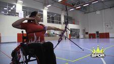 Merve Nur Eroğlu'nun hedefi 2020 Tokyo Paralimpik Oyunları