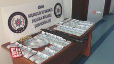 Adana'da sahte para şebekesi çökertildi