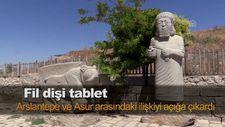 Fil dişi tablet, Arslantepe ve Asur arasındaki ilişkiyi açığa çıkardı