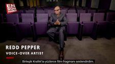 Film fragmanlarının sesi: Redd Pepper