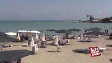 Adana'nın denizi turistleri bekliyor
