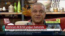 Kardeşi Mehmet Ali Erbil'in hastalığını anlattı