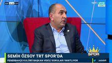 Fenerbahçe yönetimi: Sözleşmemiz var ama bir mecburiyetimiz yok