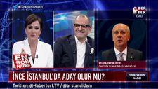 Muharrem İnce İstanbul için aday olmayacak