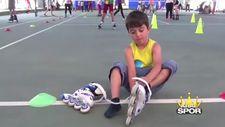 Sporculuğa ilk adımı yaz spor okullarında atıyorlar