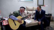 Bursalı fenomen Esender'i belediye başkanı ziyaret etti