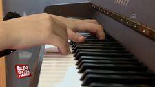 Uluslararası yarışmalara Fazıl Say'ın hediye piyanosuyla hazırlanacak