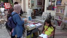 İstanbul'un çocuklara özel ücretsiz kitap zinciri