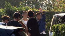 15 yaşındaki lise öğrencisi genç kıza çarptı