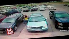 Park etme kavgasında 2 kadını hastanelik eden ABD'li