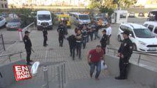 Hatay'da aranan şüphelilere yönelik operasyonda 4 kişi tutuklandı