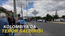 Kolombiya'da terör saldırısı: 8 ölü, 30 yaralı