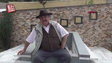 Ünlü oyuncu Yakup Yavru 4,5 ay önce mezarını yaptırmıştı