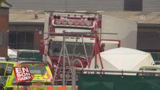 İngiltere'de kamyondan 39 ceset çıktı