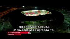 Türkiye'nin EURO 2024 tanıtım videosu