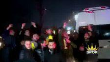 Fenerbahçe'ye Samandıra'da protesto