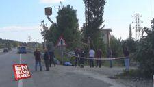 Antalya'da ağaç budarken akıma kapılan işçi hayatını kaybetti