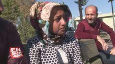 Küçük Hatice'den kendilerini terk eden annesine cenazede tepki