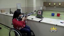 Milli atıcılar Paralimpik Oyunları için sıkı çalışıyor
