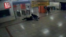 Güvenlikçiyi öldüresiye döven sahıslar 9 ay ceza aldı