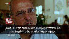 Ahmet Şık Euro 2024'ün Türkiye'ye verilmemesine çalışıyor