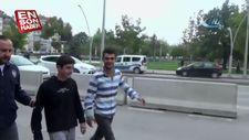 Yakalanan hırsızlar kısa sürede serbest kaldı