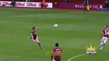 John McGinn uzaklardan harika bir gol attı
