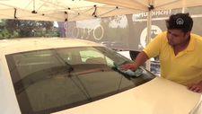 Araç temizliğine çevreci çözüm