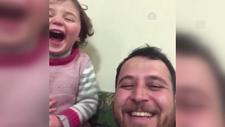 Suriyeli Selva Türkiye'de gerçek oyuncaklara kavuştu