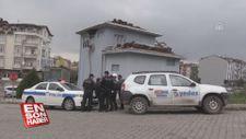 Ordu'da trafo boyayan işçi elektrik akımına kapıldı