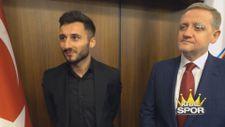 Başakşehir'den Enver Cenk'e davet
