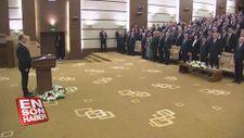 Anayasa Mahkemesi üyeliğine seçilen Yıldız Seferinoğlu yemin etti
