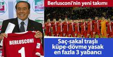 Berlusconi İtalya'nın Cavcav'ı oldu
