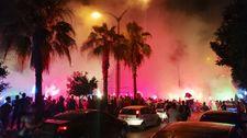 Adana Demirspor'un 26 yıl sonra gelen şampiyonluğu kentte coşkuyla kutlandı