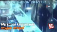 Mersin'de kuyumcuda soygun dehşeti