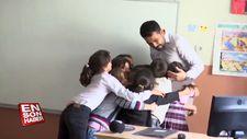 Şırnaklı öğrencilerin hayalini Bakan Kasapoğlu gerçekleştirdi
