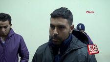 Yunanistan'dan gönderilen göçmenler: Polisler demir çubukla dövdü