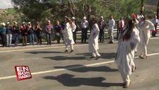 Kıbrıs'taki Derinya ve Aplıç sınır kapıları açıldı
