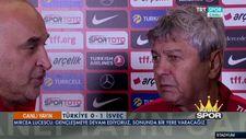 Lucescu: Oyuncularım kendi kulüplerinde oynamalı