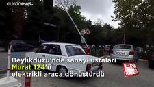 Elektrikli Murat 124