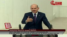Bakan Soylu'dan CHP Milletvekili'ne imalı cevap