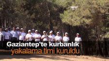 Gaziantep'te kurbanlık yakalama timi kuruldu