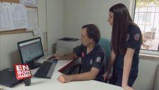 Baba kız aynı istasyonda doktorluk yapıyor