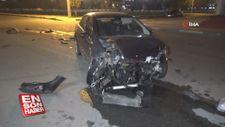 Diyarbakır'da aynı anda 6 farklı kaza oldu