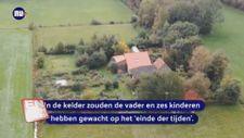 Hollanda'da aile, bodrumda dünyanın sonunu bekledi