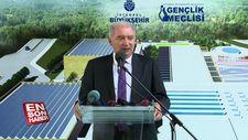 İBB Başkanı Uysal Dünya gençliğine hizmet vermeye hazırız